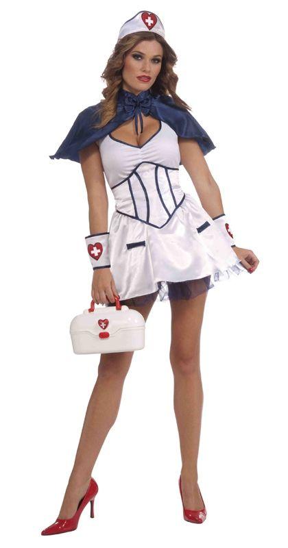 Костюм медсестры голубой (46-48) костюм радужной клоунессы 46 48