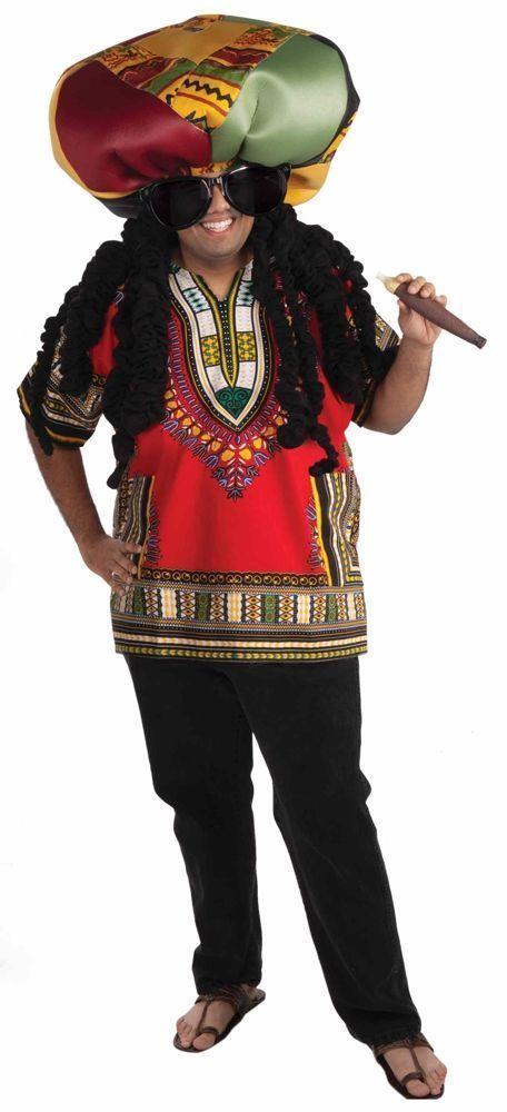 Костюм веселого растамана (52-54) костюм пчеловода 52 54