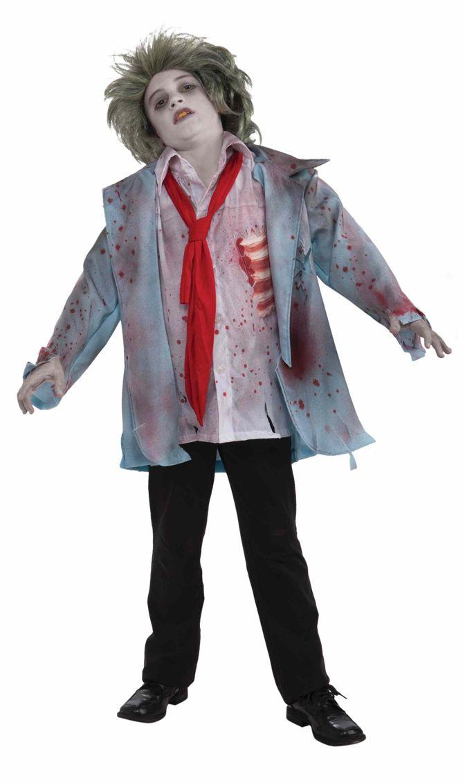 Костюм мальчика-зомби (38) костюм гнома для мальчика в ярославле сегодня