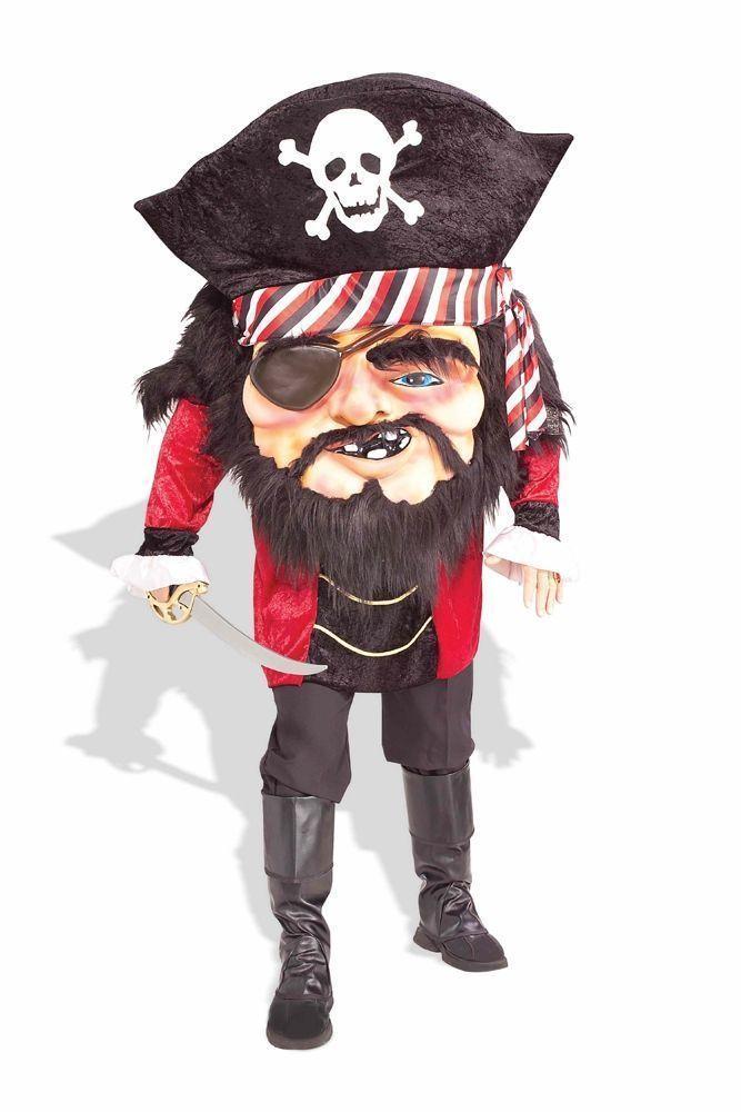 Костюм большеголового пирата (54)