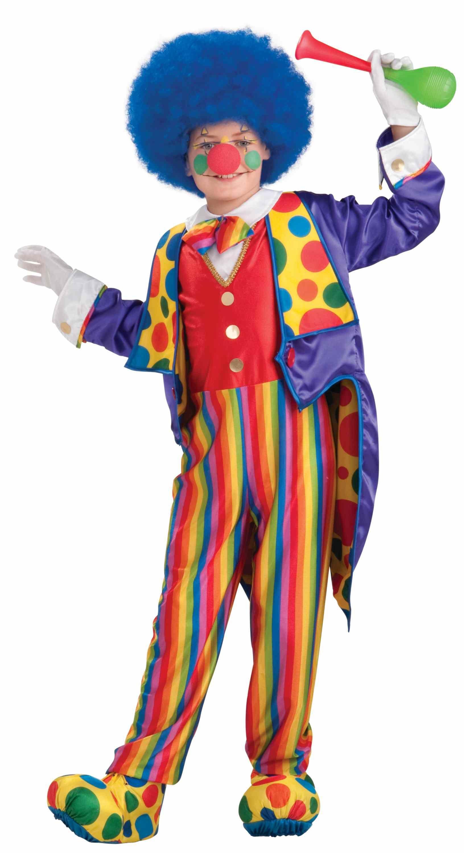 Костюм клоуна Рональда (32-34) детский костюм джульетты 32 34