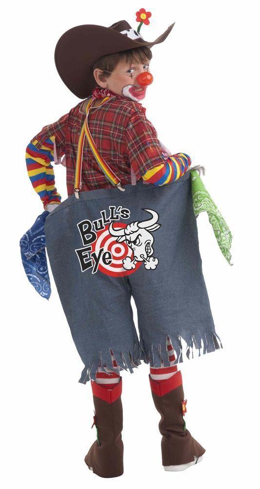 Детский костюм родео-клоуна (38)