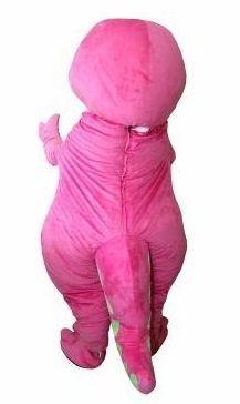 Ростовая кукла розового дракона от Vkostume