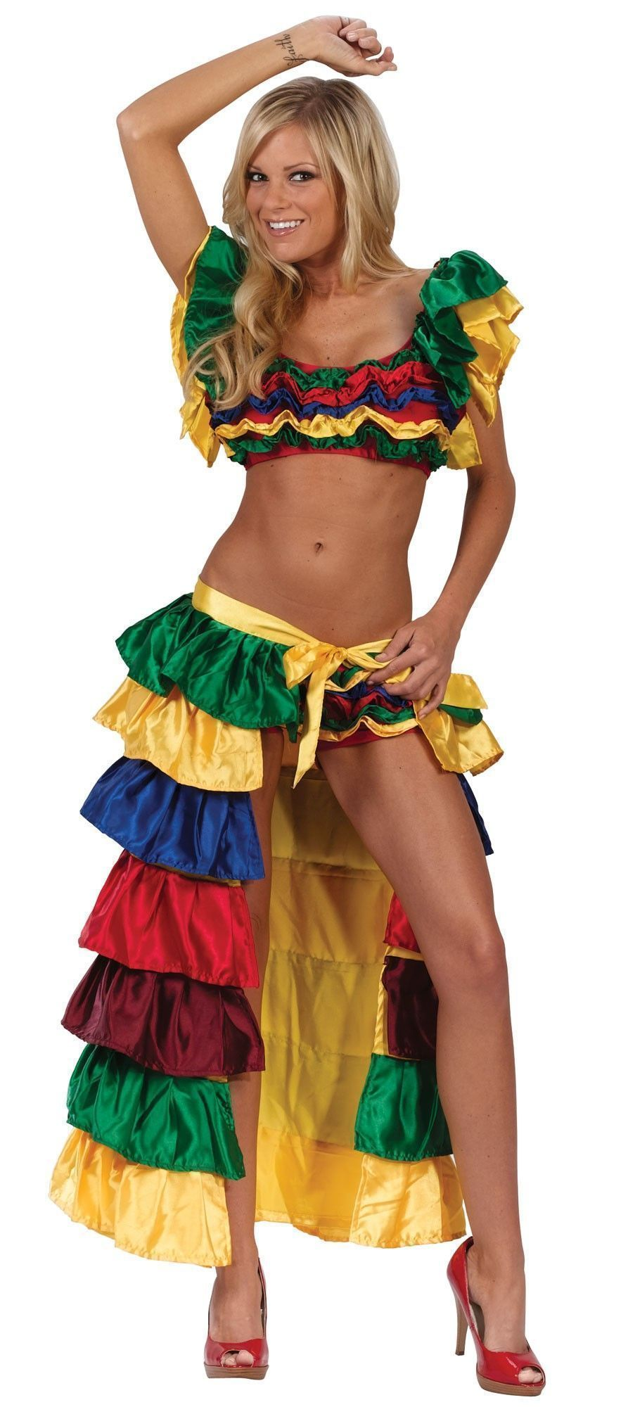 Бразильские карнавальные костюмы своими руками фото 593