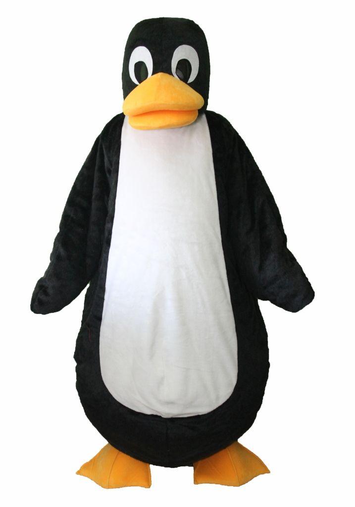 Ростовая кукла пингвина Чилли Вилли (52) костюм пингвина москва
