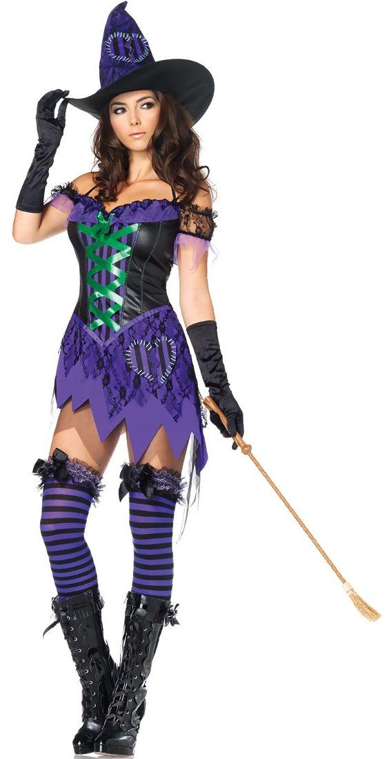 Костюм хитрой ведьмы (46-48) костюм радужной клоунессы 46 48