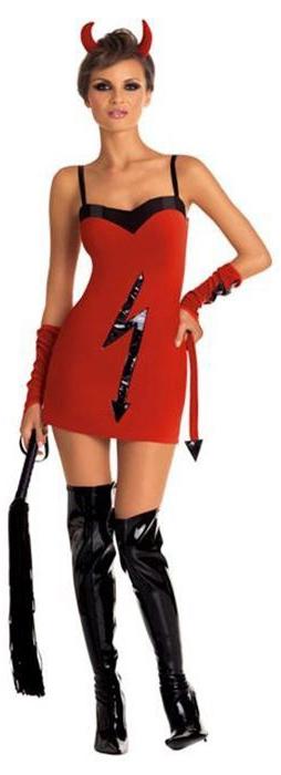 Красное платье чертовки (52)