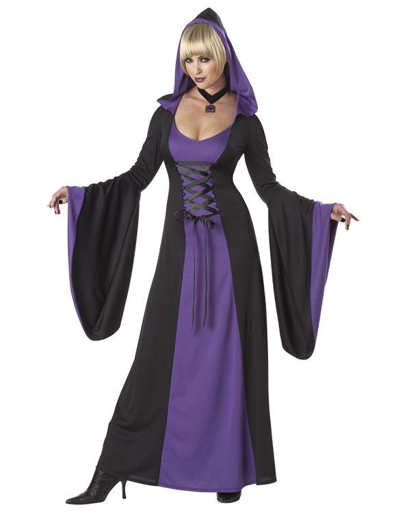 Костюм средневековый ведьмы (40) -  Ведьмы и колдуны