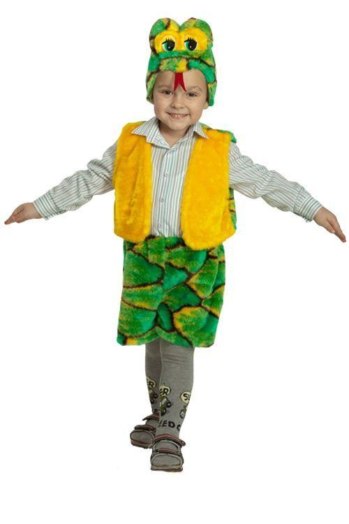 Детский костюм змейчик (32) - Животные и зверушки, р.32