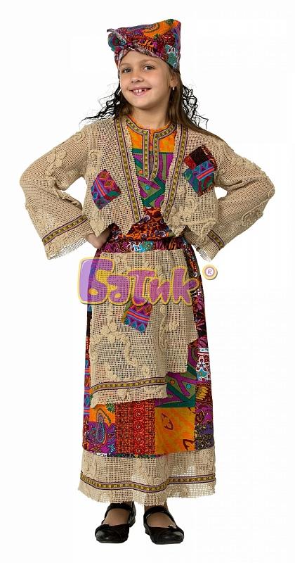Детский костюм бабы-яги (40) недорого