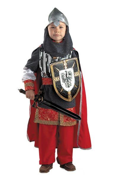 Детский костюм витязь (46) - Исторические костюмы, р.46