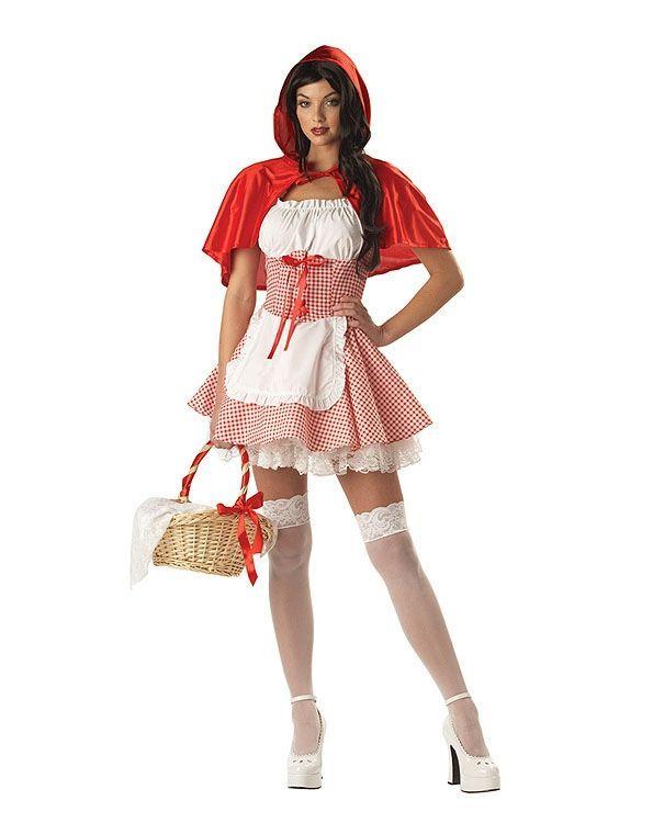 Костюм привлекательной Шапочки (48) где можно платье или костюм в полевском