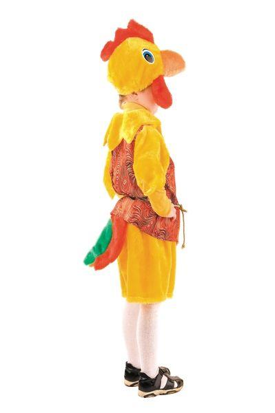 Детский костюм петушка (26) - Животные и зверушки, р.26