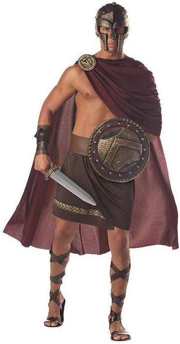 Костюм спартанского воина (50-52) костюм римского воина 50 54