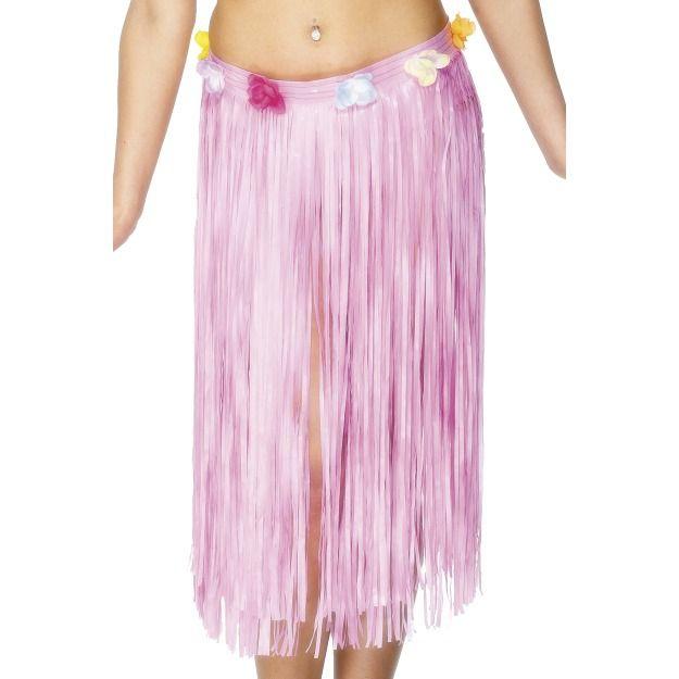 Розовая гавайская юбка - Национальные костюмы