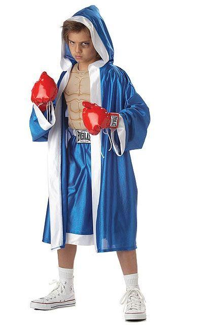 Костюм сильного боксёра (38-40) - Спорт, р.38-40