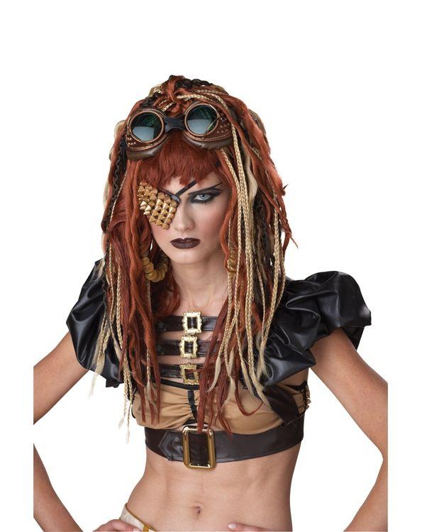 Апокалиптические дреды парик для волос