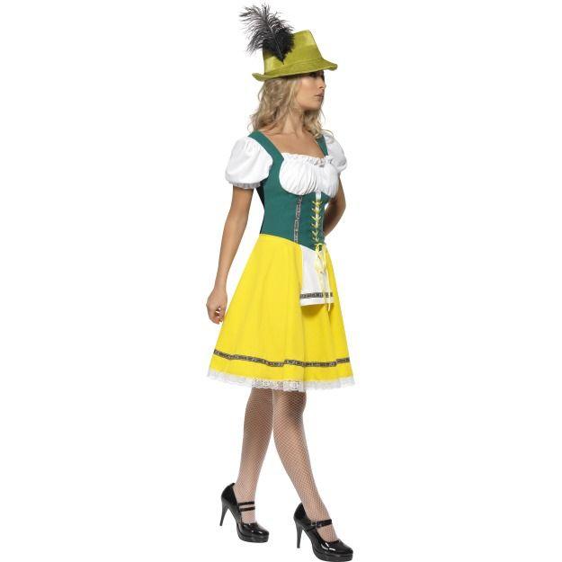 Женский костюм Октоберфест (44-46) костюм шерифа женский 44