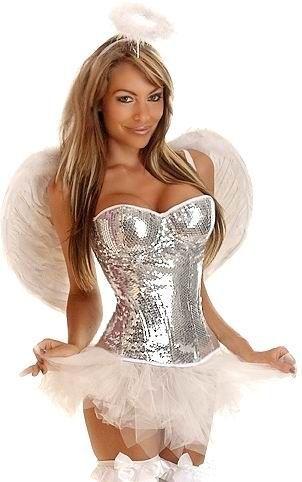 Костюм рассветного ангела (50) - Ангелочки и ангелы, р.50