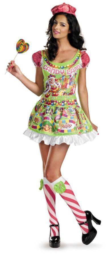 Костюм конфетной девочки (42-44)