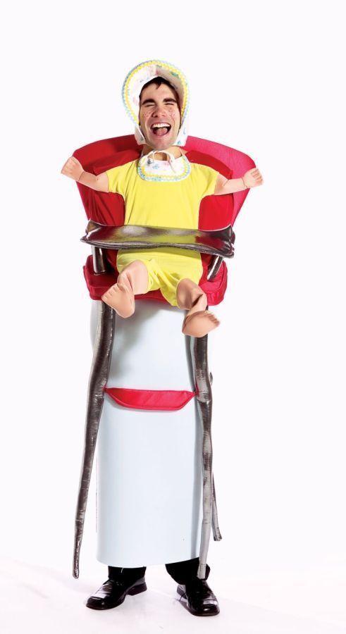 Костюм Ребёнок в стульчике (46) - Национальные костюмы, р.46