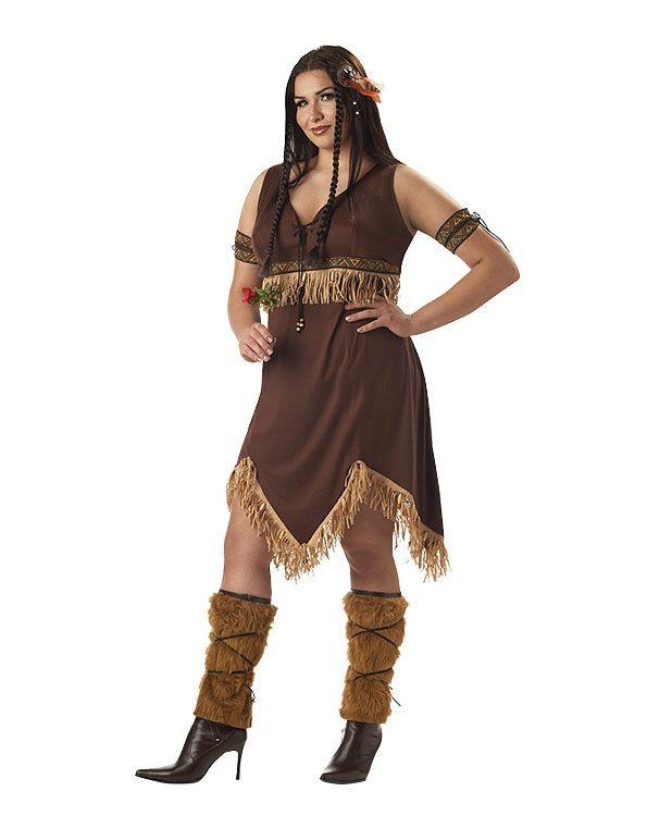 Костюм индейской принцессы XXL (50)