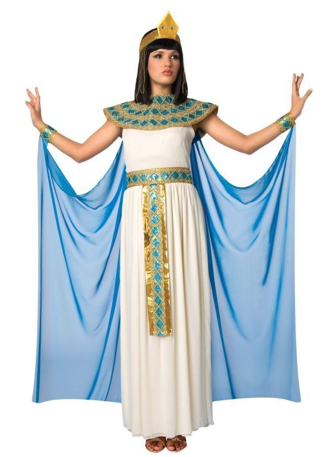 Нефертити костюм своими руками