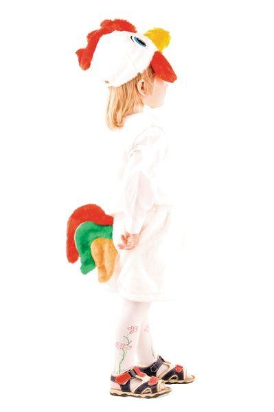 Детский костюм Белого Петушка (28)