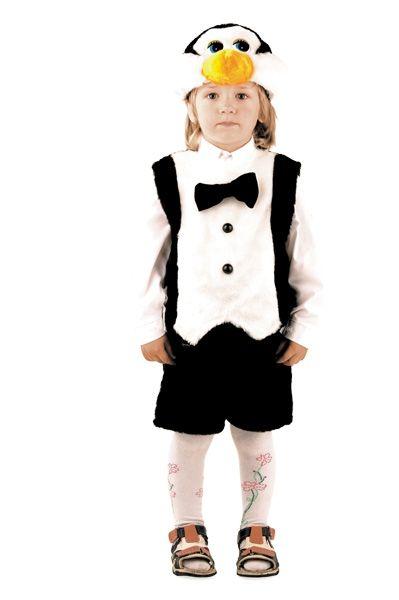 Детский костюм Делового Пингвина (28) костюм пингвина москва