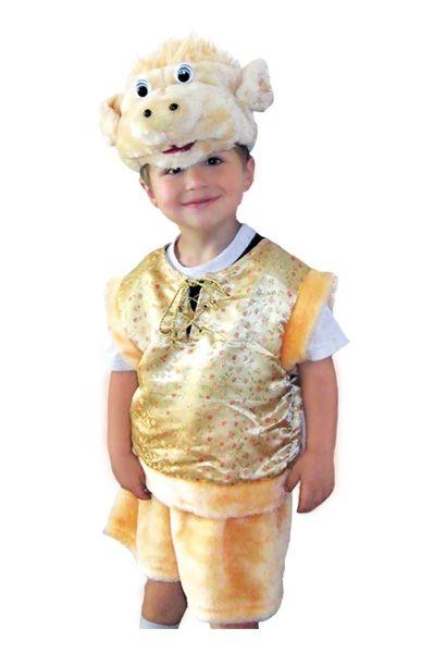 Детский костюм Поросёнка (26-28) детский костюм озорного клоуна 34
