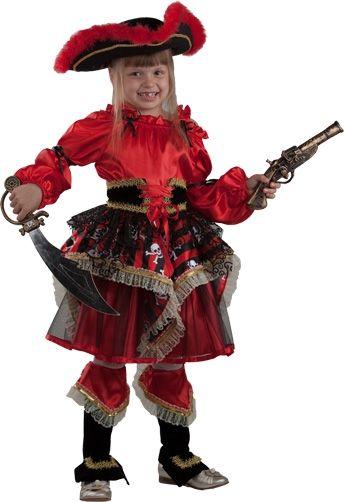 Детский костюм пиратки-озорницы (34)