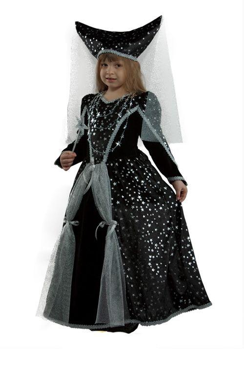 Детский костюм Звёздной Королевы (34) - Сказочные герои, р.34