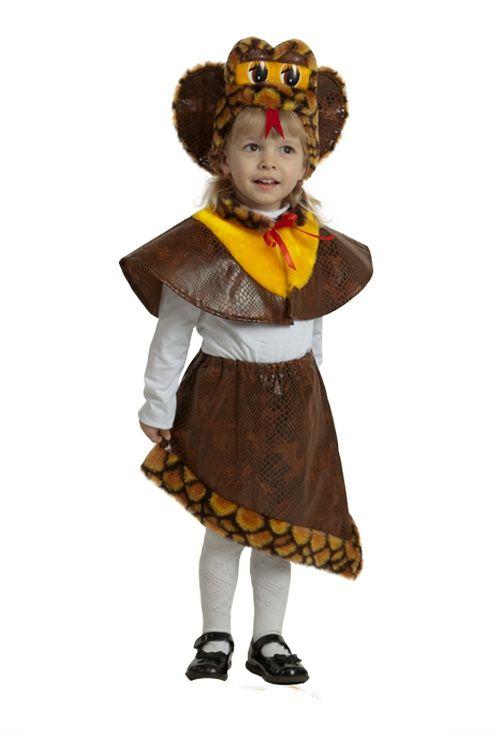 Детский костюм змейки Гадючки (28)