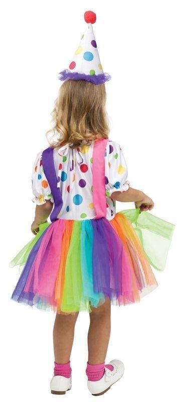 Детский костюм веселой клоунессы (30) от Vkostume