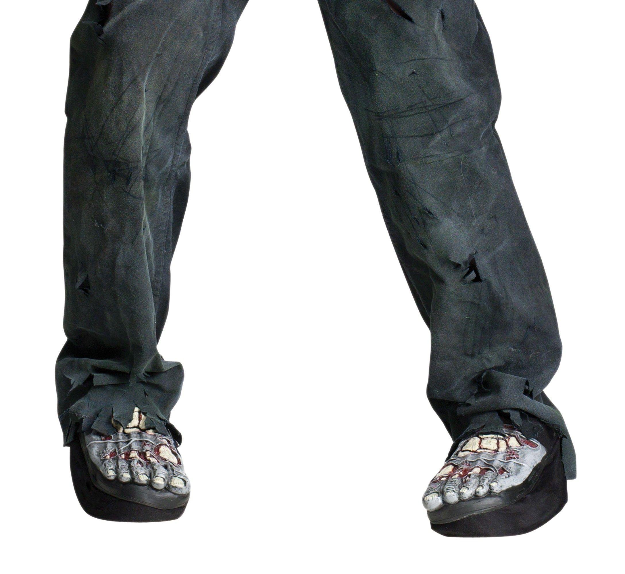 Накладные ноги Зомби (UNI) - Аксессуары на Хэллоуин