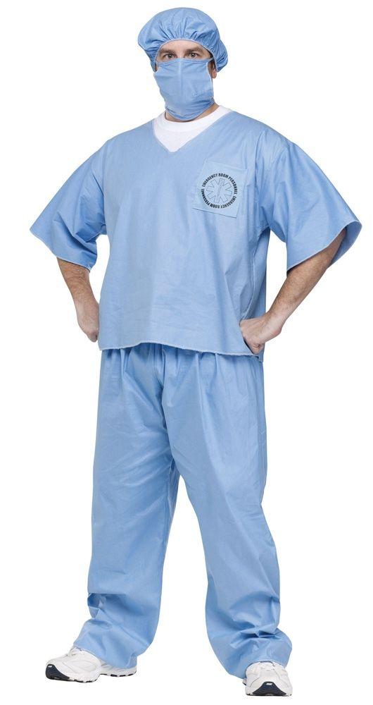 Униформа доктора (42-52) - Медсестры, р.42-52