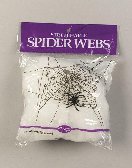 Белая паутина с пауком - Животные и зверушки