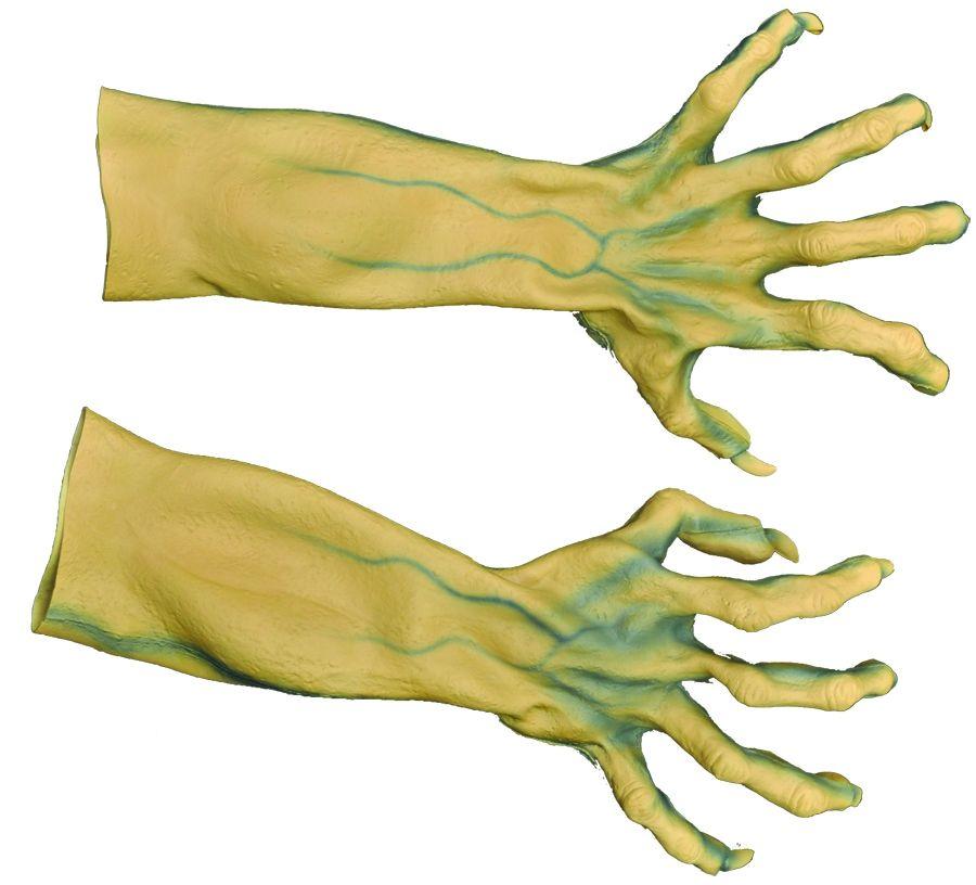 Руки монстра телесного цвета силиконовый лифчик без лямок телесного цвета