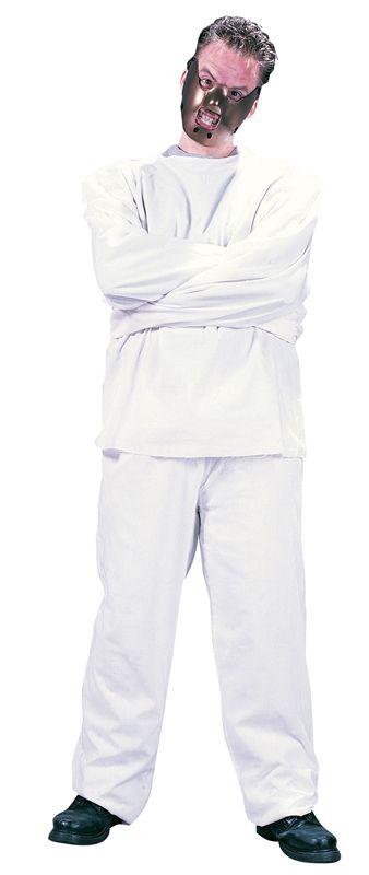 Костюм психа в смирителной рубашке (56) - Остальные костюмы, р.56