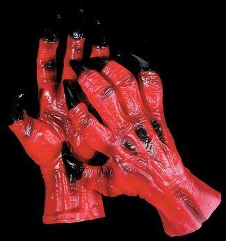 Перчатки дьявола (UNI) - Дьяволицы и чертовки