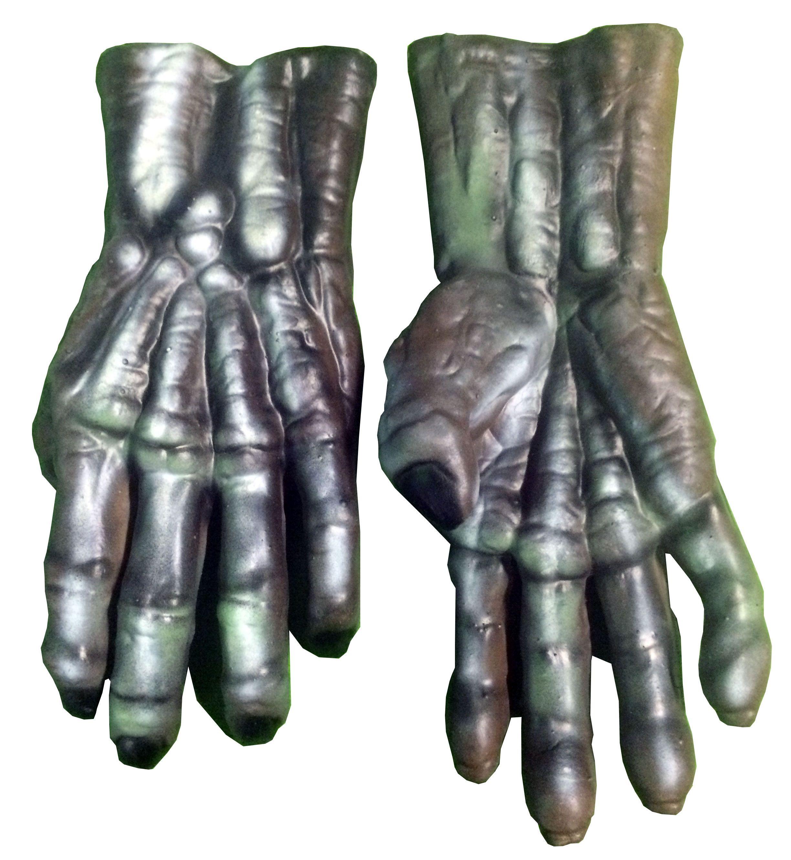 Перчатки Трупа - Аксессуары на Хэллоуин