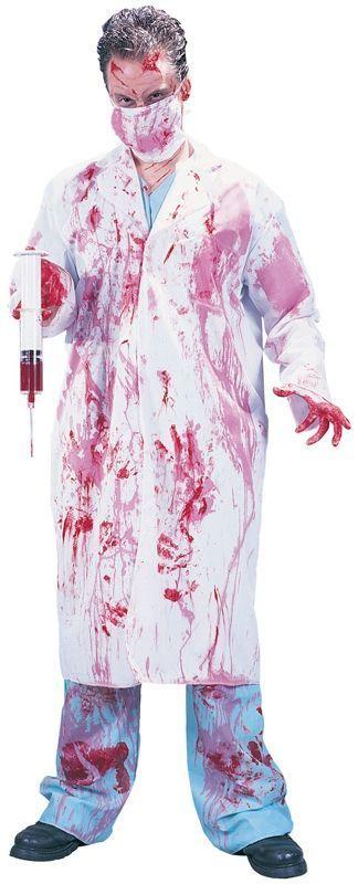 Костюм доктора убийцы (42-52) - Медсестры, р.42-52