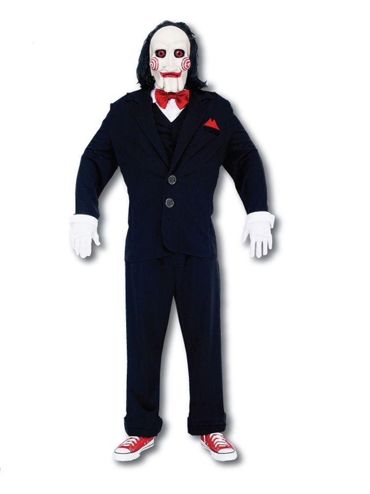 Подробнее о Костюм куклы Билли из Пилы (58) расширительный комплект и диски для пилы