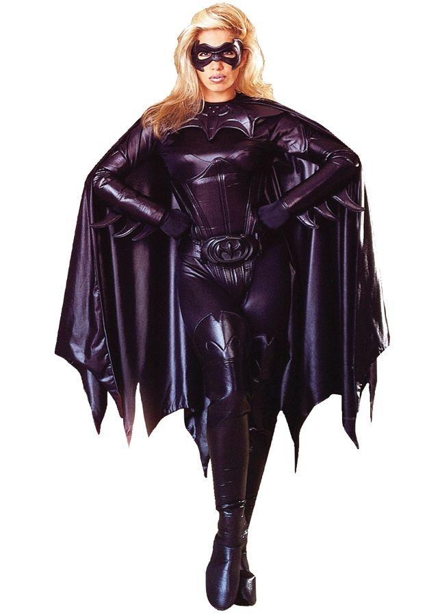 Чёрный костюм Бэтвумен (44) - Киногерои, р.44