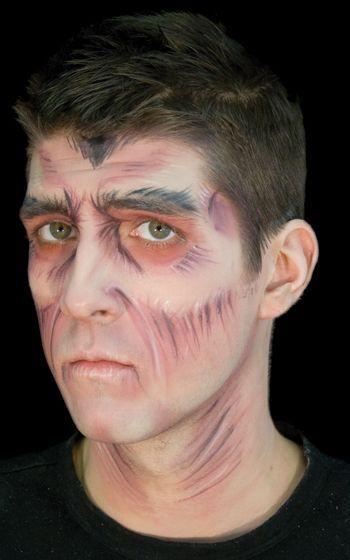 Вампирский макияж (UNI) - Грим и шрамы