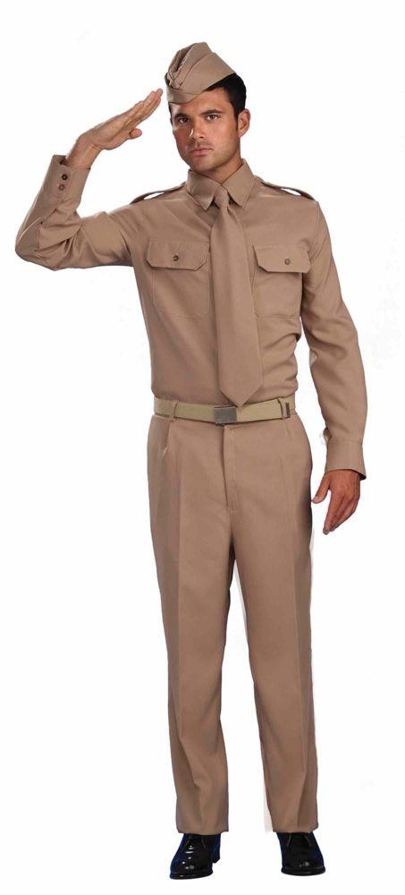 Костюм рядового солдата (54) - Униформа, р.54