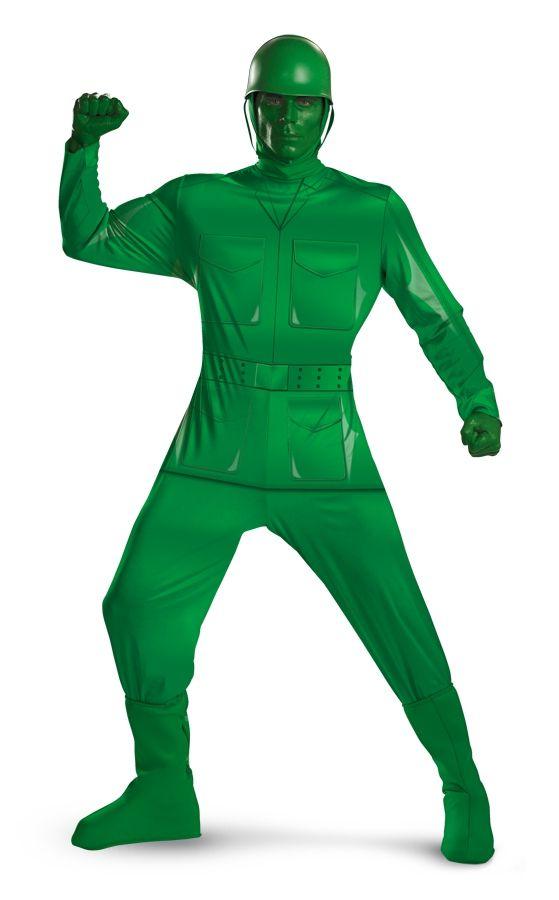 Костюм Зелёного солдатика (56-58) - Остальные костюмы, р.56-58