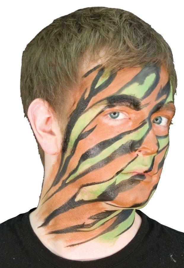 Набор для боевого раскраса (UNI) - Грим и шрамы