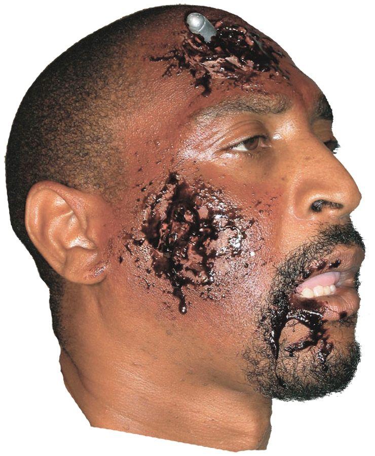 Грим-Пуля в голову (UNI) - Грим и шрамы