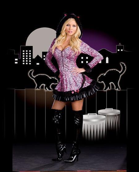 Костюм дикого леопарда (48-52) dreamgirl светящееся диско платье